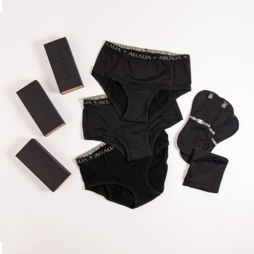 Period Underwear Trial Pack – Combo 3