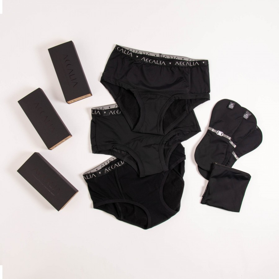 Period Underwear Trial Pack - Combo 3