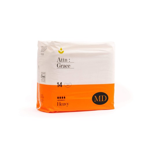 Attn: Grace Pull-up Incontinence Brief - Medium (14 Pack)