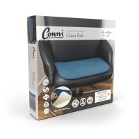 Conni Chair Pad Small - Teal Blue