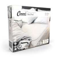Conni Reusable Bed Pad - White
