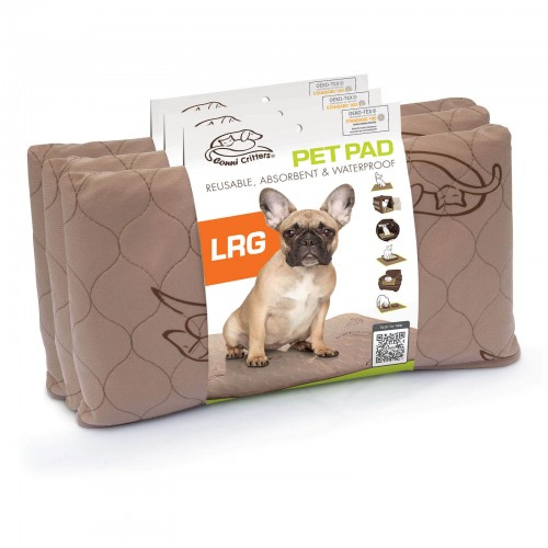 Conni Critters Pet Pad - Large (3 Pack)