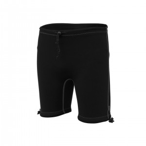 Adult Containment Swim Short - BLACK **