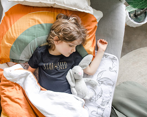 Conni Kids bed pads are water resistant and durable