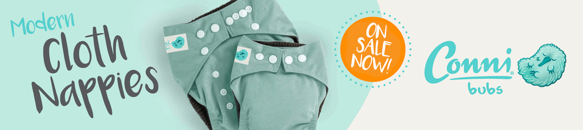 Conni bubs - modern cloth nappies