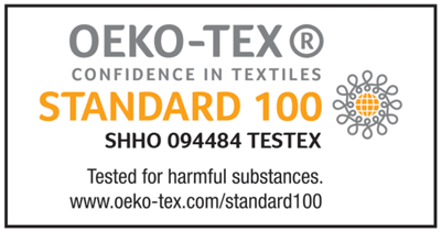 Conni products are OEKOtex approved